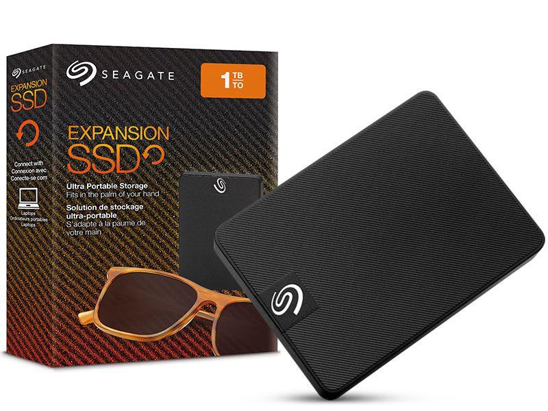 SSD Externo Portatil Seagate 2SWAP2-570  STJD1000400  Expasion 1TERA USB 3.0
