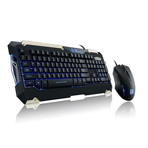 Teclado+mouse TT SPORTS Commander Combo KB-CMC-PLBLPB-01