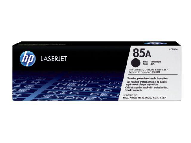 Toner HP CE285AB Laser Preto (1102W)