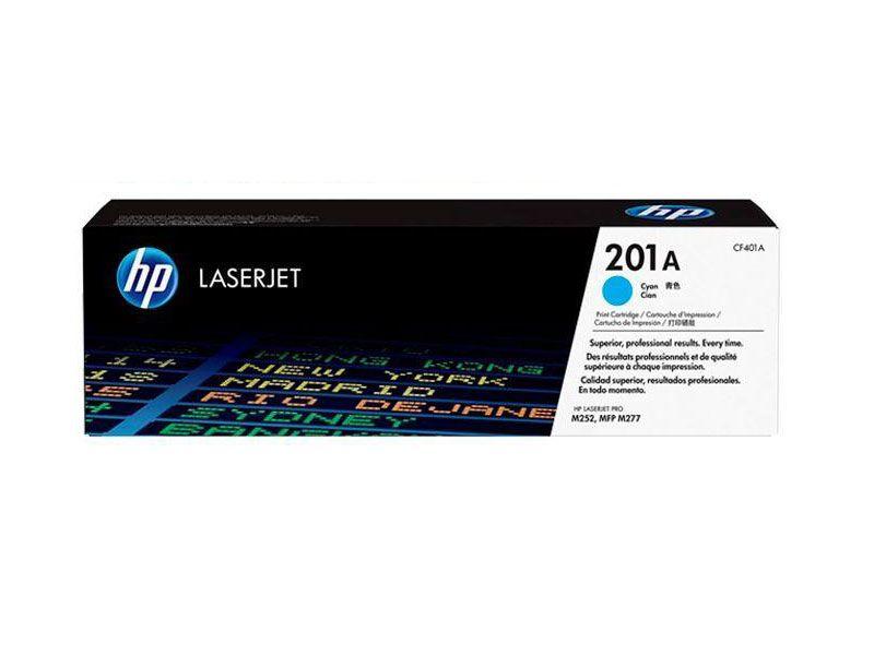 Toner Laserjet Color HP Suprimentos CF401AB  HP 201A Ciano M252DW / M277DW