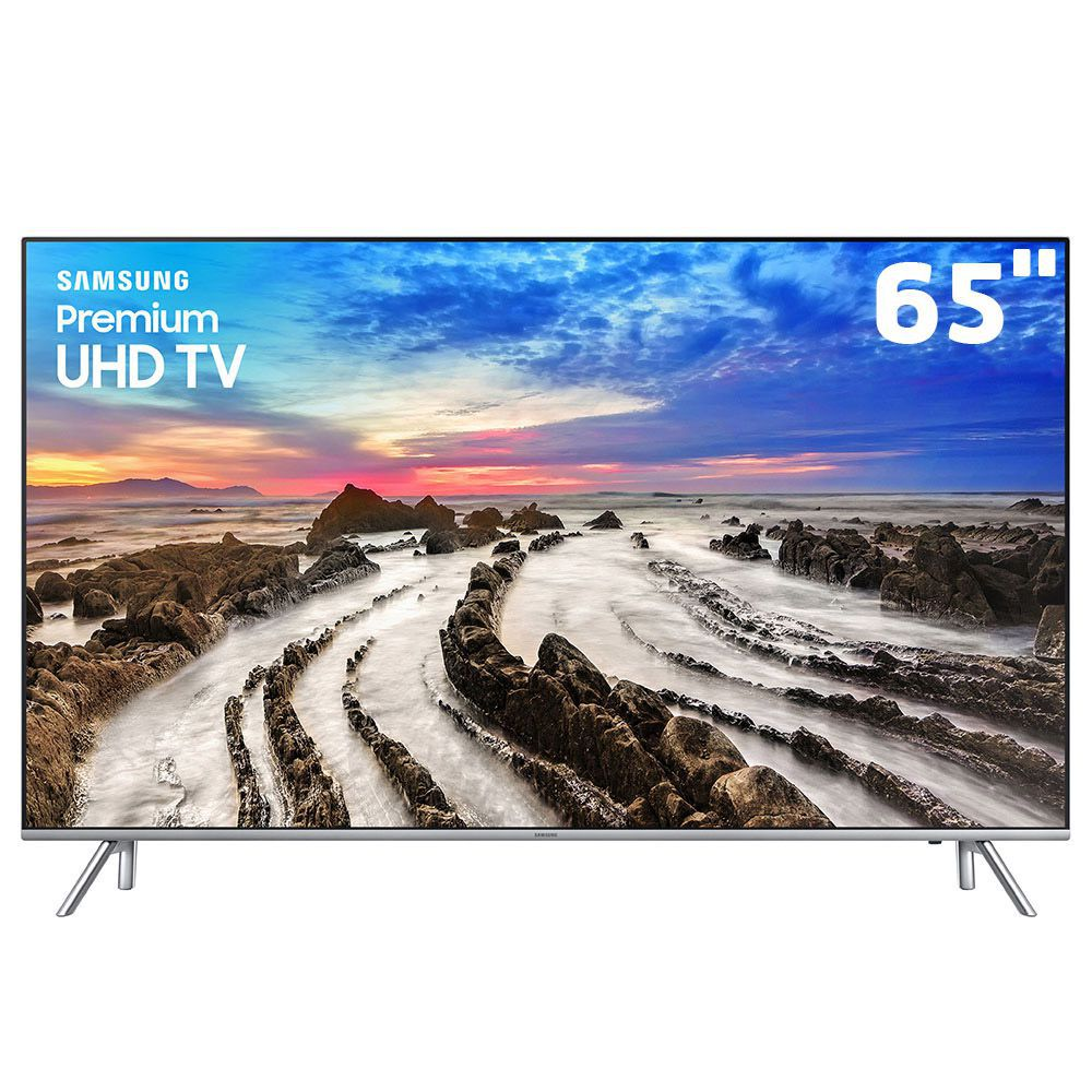 TV 65P Samsung LED 4K SMART Wifi USB HDMI - UN65MU7000GXZD