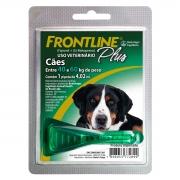 Antipulgas e Carrapatos Frontline Plus para Cães de 40 a 60 Kg