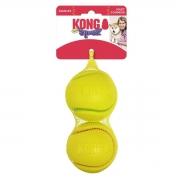 Bola de Tenis Squeezz Tennis Bulk Kong Pack com 2
