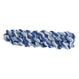 Brinquedo de Corda para Cães Sticker Azul Pet Flex Toys