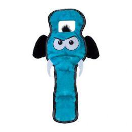 Brinquedo de Pelúcia Super Resistente para Cachorro Cabo de Guerra Elefante Outward Hound