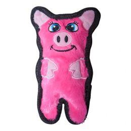 Brinquedo de Pelúcia Super Resistente para Cachorro Mini Porca Outward Hound