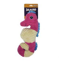 Brinquedo Mordedor Pelúcia Aquatic Cavalo Marinho Jambo