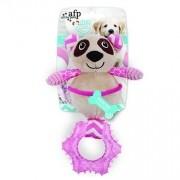 Brinquedo para Cachorro AFP - All For Paws Urso Panda Pelúcia