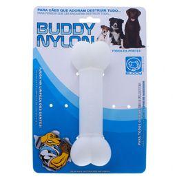 Brinquedo para Cachorro Buddy Toys Osso de Nylon