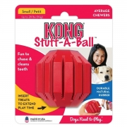 Brinquedo para Cachorro Kong Bola Recheável Stuff