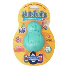 Brinquedo para  Cachorro Pet Games Monstrinho Verde