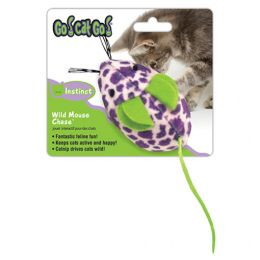 Brinquedo para Gato Wild Mouse Chase - Ratinho Pintado