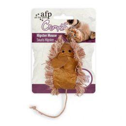 Brinquedo para Gatos AFP Crumples Ratinho Moderno - Hipster Mouse