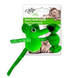 Brinquedo para Gatos AFP Modern Cat Ratinho do Doce Verde - Sweet Tooth Mouse