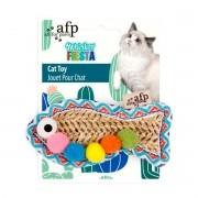 Brinquedo para Gatos AFP Whisker Fiesta Peixe - Fish