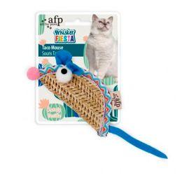 Brinquedo para Gatos AFP Whisker Fiesta Ratinho - Taco Mouse