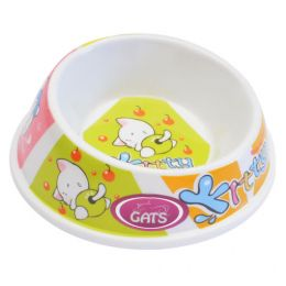 Comedouro e Bebedouro Melanina 150 ml Gats Estampa Gato Kitty