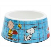 Comedouro para Cachorro Melanina Charlie Brown Aventura Zooz Pets