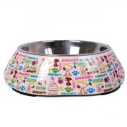 Comedouro para Cachorro Melanina Snoopy Mel 100 Mupk Zooz Pets