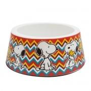 Comedouro para Cachorro Melanina Snoopy ZigZag Zooz Pets