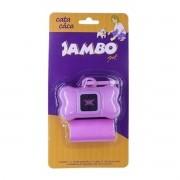 Conjunto Cata Caca Basic Jambo Pet Rosa