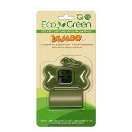 Conjunto Cata Caca Eco Green Jambo Pet