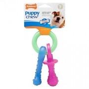 Nylabone Puppy Chew Chupeta Mordedora