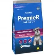 Ração Premier Formula Raças Pequenas Cães Adultos Sabor Frango