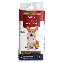 Tapete Higiênico para Cachorro Super Premium Petix