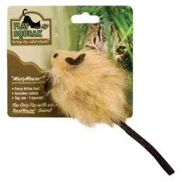 Wooly Mouse - Ratinho Felpudo Play N Squeak