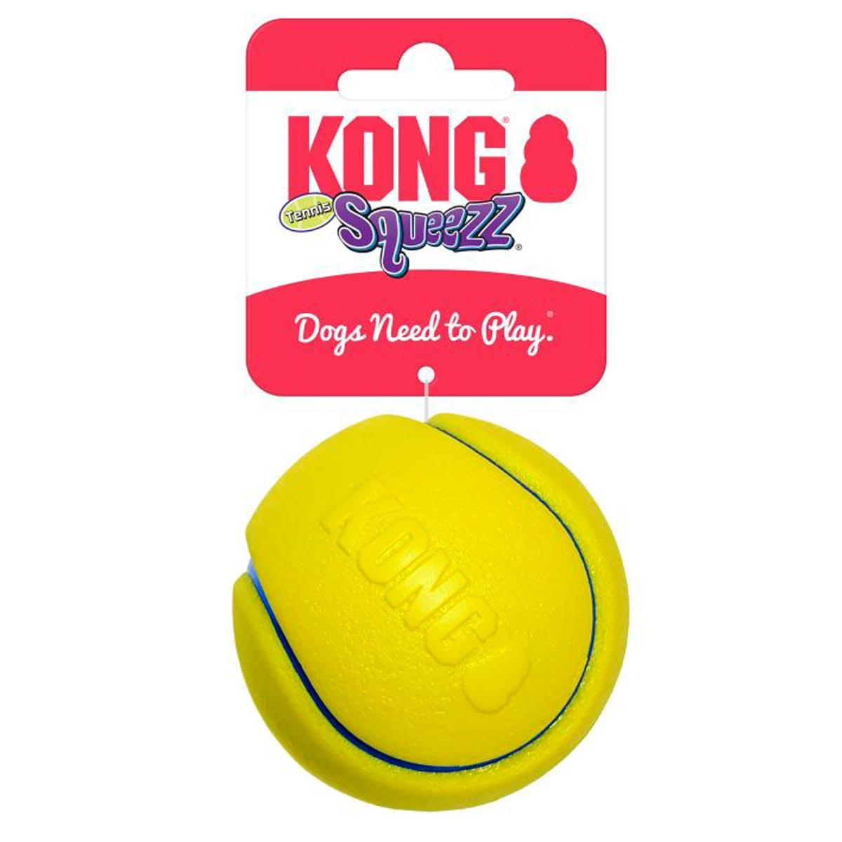 Bola de Tenis Squeezz Tennis Bulk Kong