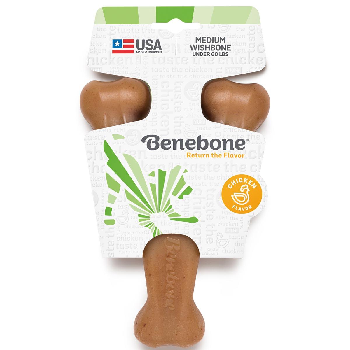 Brinquedo Benebone Wishbone Frango