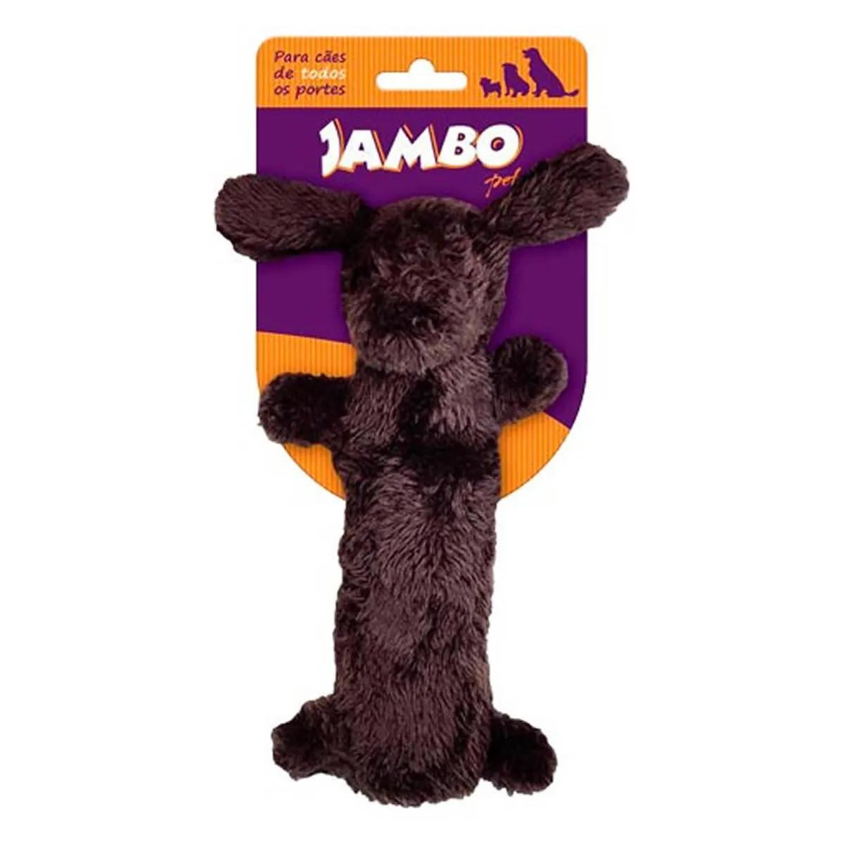 Brinquedo de Pelúcia para Cachorro Plush Cão Jambo