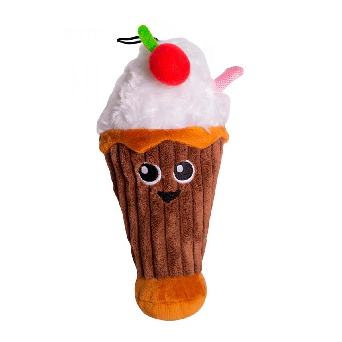 Brinquedo de Pelúcia para Cachorro Sr. Milkshake Adoleta