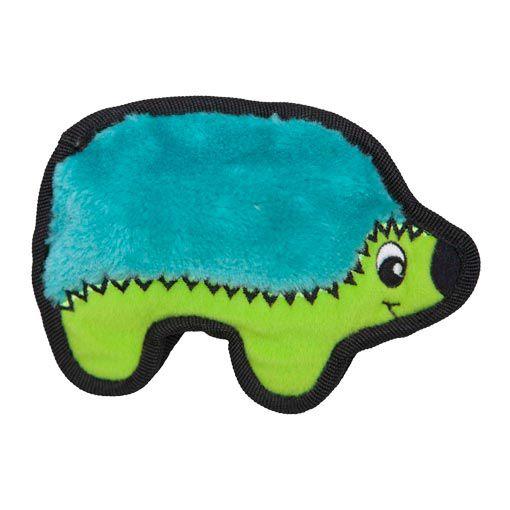 Brinquedo de Pelúcia Super Resistente para Cachorro Mini Porco Espinho Outward Hound