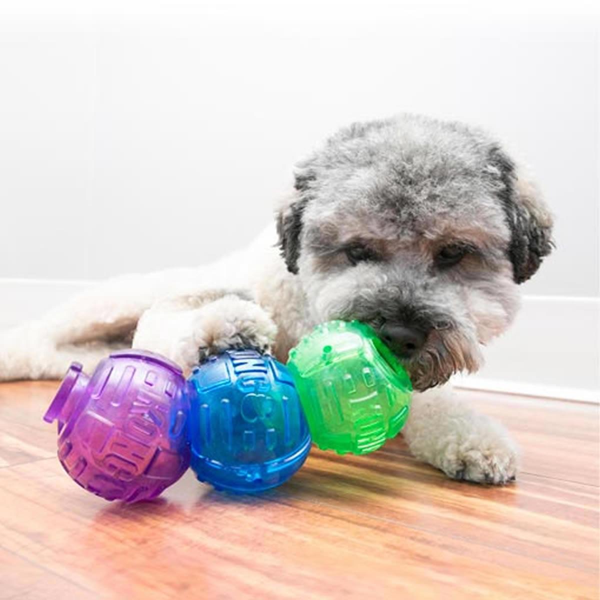 Brinquedo Interativo Para Cachorro Kong Lock-IT