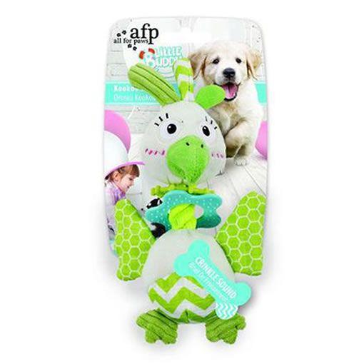 Brinquedo para Cachorro AFP - All For Paws Pássaro de Pelúcia