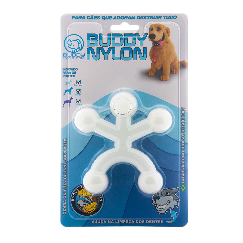 Brinquedo para Cachorro Buddy Toys Boneco de Nylon