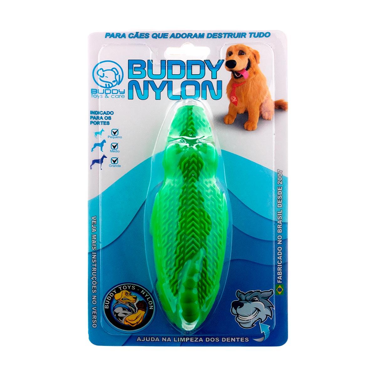 Brinquedo para Cachorro Buddy Toys Crocojack Nylon