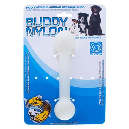 Brinquedo para Cachorro Buddy Toys Halteres de Nylon