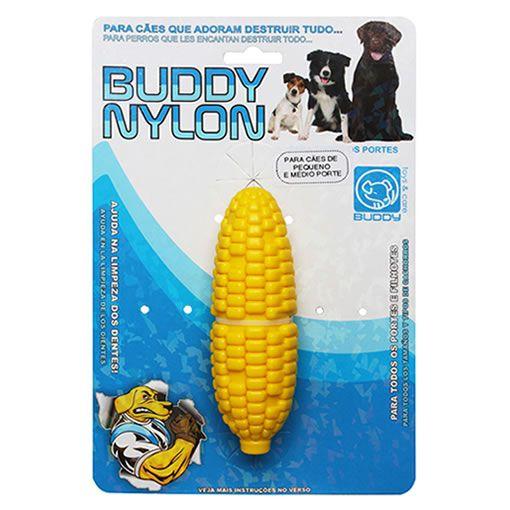 Brinquedo para Cachorro Buddy Toys Milho de Nylon