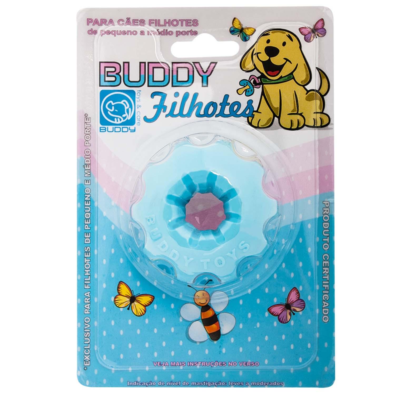 Brinquedo para Cachorro Buddy Toys Mini Bolt Azul