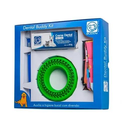 Brinquedo para Cachorro Kit Dental Buddy Toys