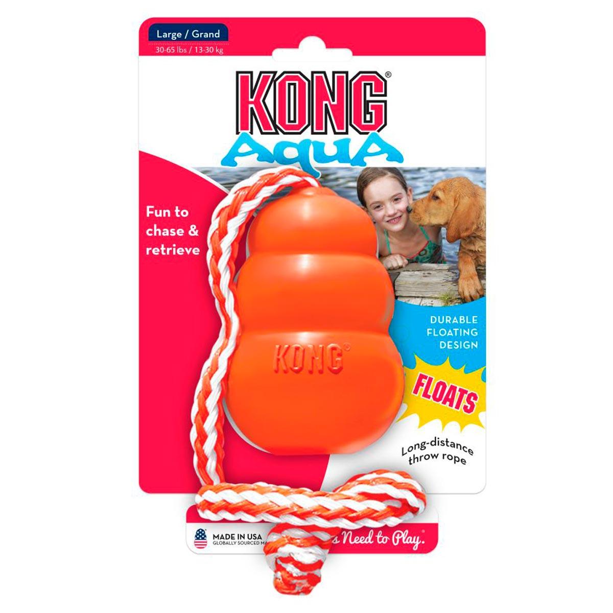 Brinquedo para Cachorro Kong Aqua