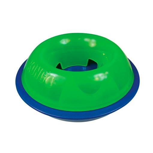 Brinquedo Para Cachorro Kong Tiltz Dispenser de Ração