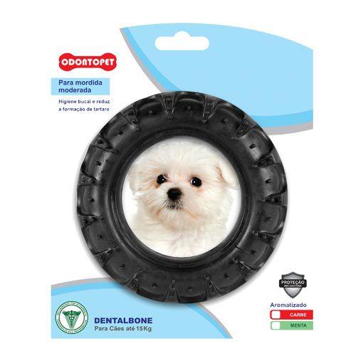 Brinquedo para Cachorro Pneu Dentalbone Odontopet