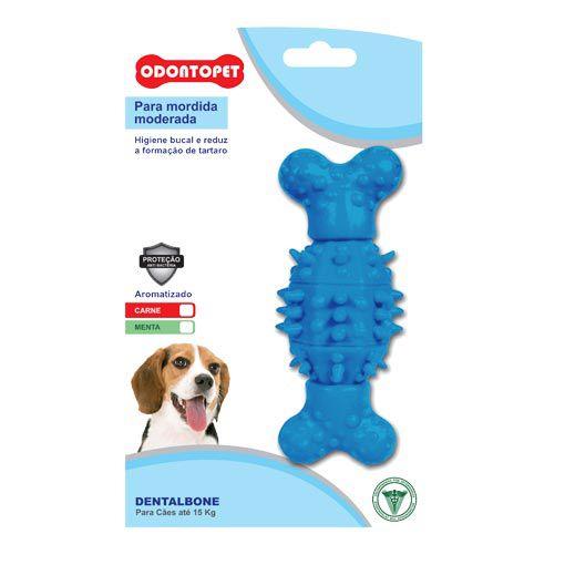Brinquedo para Cachorro Spin Dentalbone Odontopet para Cães até 15 Kg
