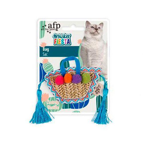 Brinquedo para Gatos AFP Whisker Fiesta Sacola - Bag