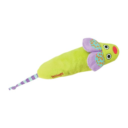 Brinquedo para Gatos Ratinho Magic Mightie Mouse com Catnip Petstages