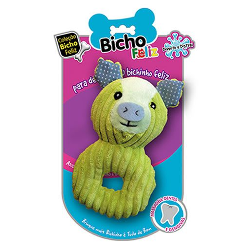 Brinquedo Pelúcia Coelho Soft American Pets